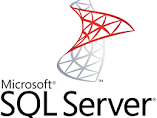Microsoft SQL Server picture (for illustrative purposes only)